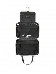 Kosmetický kufřík s možností zavěšení na ramínko