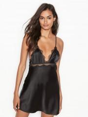 Černá sexy noční košilka Victorias Secret