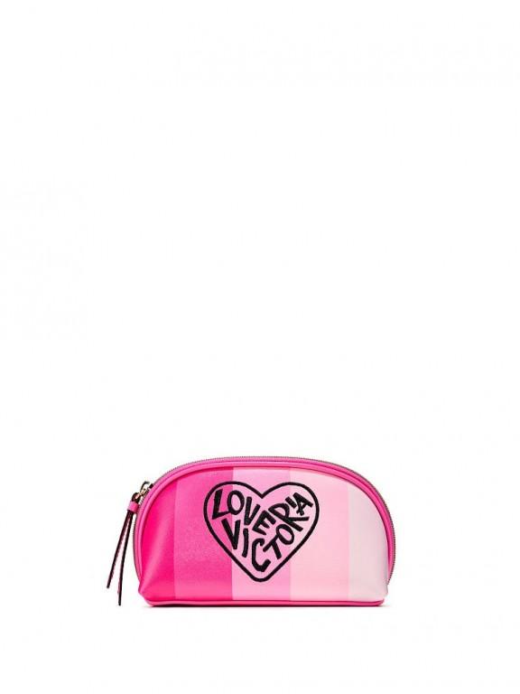Victoria's Secret kosmetická taštička Love Victoria Beauty Bag