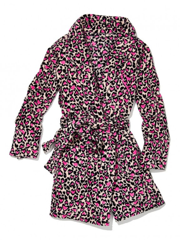 Victoria's Secret hřejivý župan The Cozy Short Robe