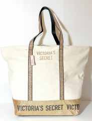 Victorias Secret plátěná taška na zip