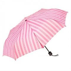 Victorias Secret růžový skládací deštník