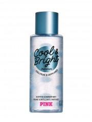 Victorias Secret PINK ovocný tělový sprej se třpytkami