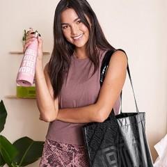 Stylová růžová termoska Victorias Secret PINK