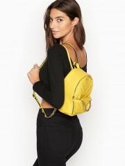Victorias Secret zářivě žlutý batůžek