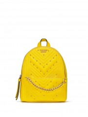 Victorias Secret žlutý luxusní batůžek