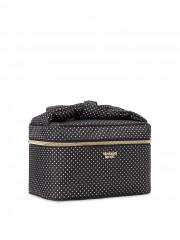 Victorias Secret puntíkovaný kosmetický kufřík