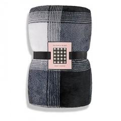 Victorias Secret kostkovaná deka