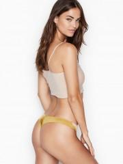 Victorias Secret luxusní zlatá tanga