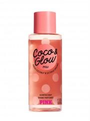 Victorias Secret PINK Coco and Glow tělový sprej