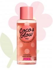 VS PINK tělový sprej Coco and Glow