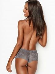 Victorias Secret celokrajkové kalhotky šortky