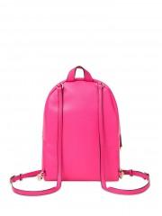 Růžový batůžek s nastavitelnými popruhy