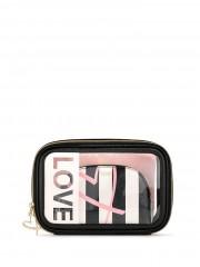 Victorias Secret trio kosmetických tašek LOVE