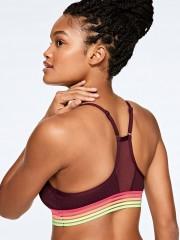Sexy sportovní podprsenka z rychleschnoucí tkaniny