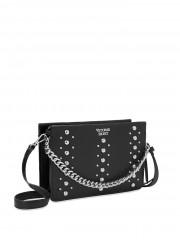 Victorias Secret černá luxusní kabelka crossbody